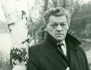 Paulius Širvys (1978 m.) | Maironio lietuvių literatūros muziejaus archyvas, G. Svitojaus nuotr.