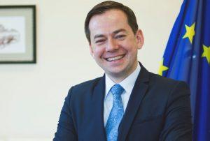 Europos Komisijos (EK) atstovybės Lietuvoje vadovas Arnoldas Pranckevičius   EK nuotr.