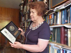 Prof. dr. Rita Aleknaitė-Bieliauskienė   Asmeninio archyvo nuotr.