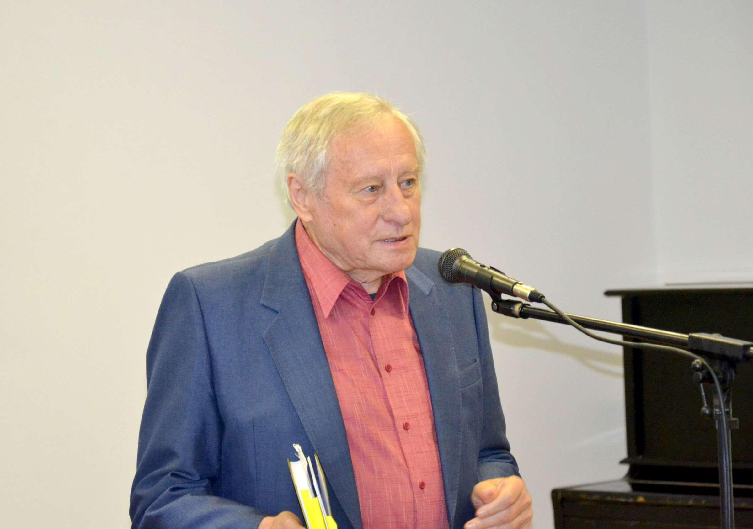 Poetas Rimgaudas Valentinas Graibus | rengėjų nuotr.