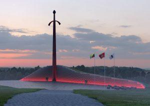 Kryžkalnio memorialas partizanams | rengėjų nuotr.
