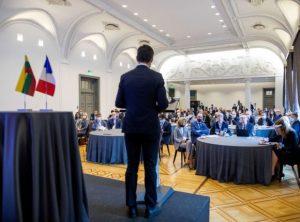 Lietuvos ir Prancūzijos verslo forumas | verslilietuva.lt nuotr.