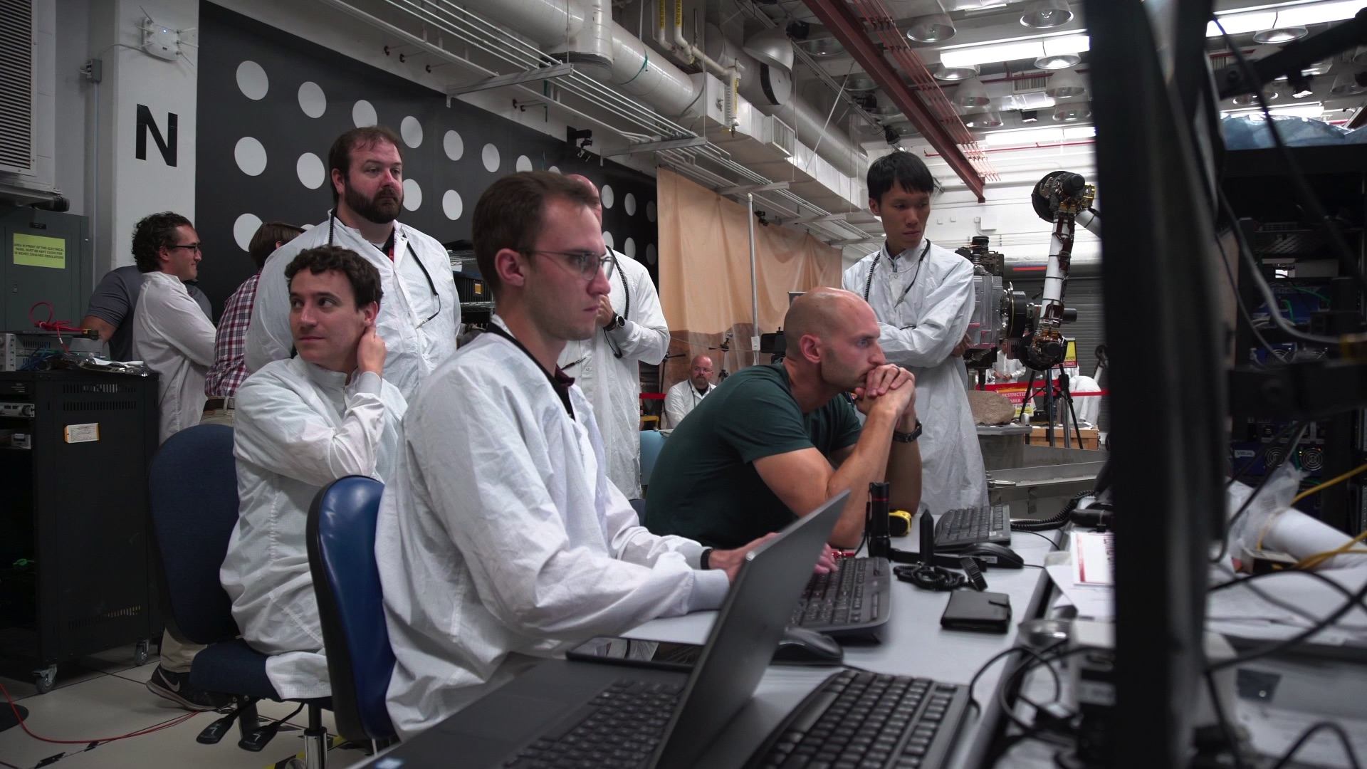 naujasis NASA marsaeigis Raudonojoje planetoje ieškos gyvybės pėdsakų   LRT nuotr.