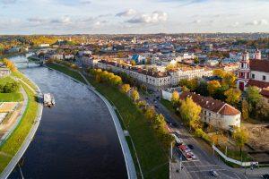 Neries krantinė Vilniuje | vilnius.lt nuotr.