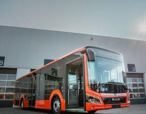 Hibridinis autobusas | kaunas.lt nuotr.