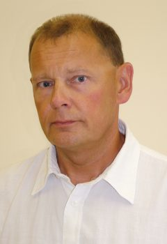 Profesorius R. Šlapikas   Asmeninio albumo nuotr.