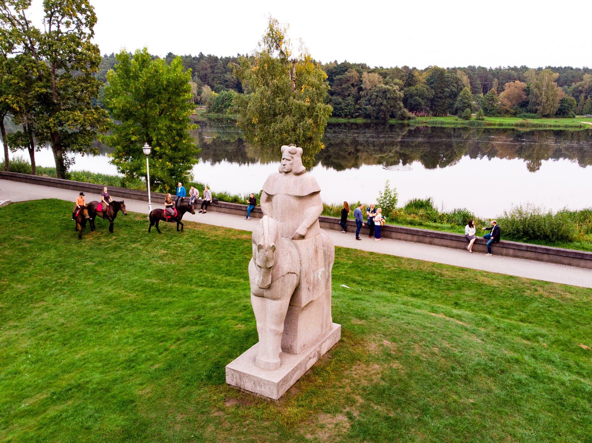 Pasaulinės turizmo dienos proga Birštono gidai susivienija ir kviečia pažinti rudeninį kurortą | Birštono turizmo informacijos centro nuotr.