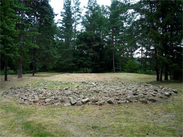 Jotvingių kunigaikščio kapas Šveicarijoje (šalia Suvalkų) | punskas.pl nuotr.