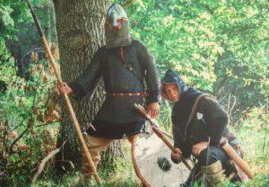 Jotvingių kariai | punskas.pl nuotr.