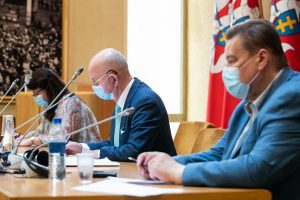 Seimo ir Pasaulio lietuvių bendruomenės komisija apžvelgė atliktus darbus | lrs.lt nuotr.