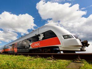 Traukinys | litrail.lt