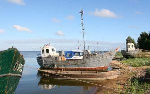 Žvejyba, laivas | am.lt nuotr.