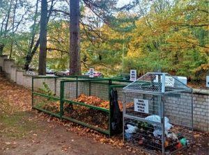Atliekų tvarkymas, kapinės | vilnius.lt nuotr.