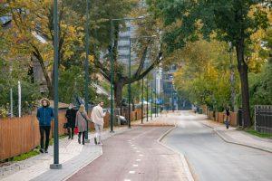 Giedraičių gatvė, Vilnius | vilnius.lt nuotr.