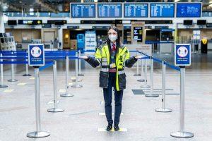 Kaukės oro uoste | LTOU nuotr.