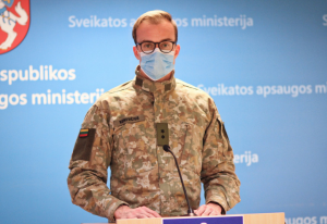Mažvydas Kunevičius | LR SAM nuotr.