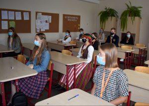 Išrinkti II Lietuvos mokinių etninės kultūros olimpiados respublikinio rato nugalėtojai | V. Voverio nuotr.