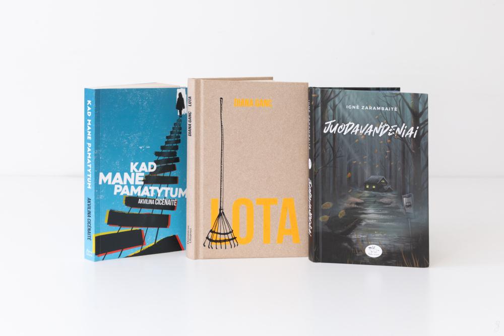 Paauglių knygos | Lietuvos nacionalinės Martyno Mažvydo bibliotekos nuotr.