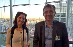 prof. dr. Sigita Rackevičienė ir dr. Andrius Utka | rengėjų nuotr.