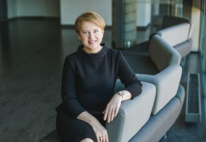doc. dr. Živilė Sederevičiūtė-Pačiauskienė | Asmeninio albumo nuotr.