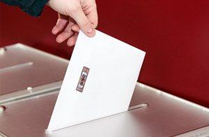 Balsavimas   vrk.lt nuotr.
