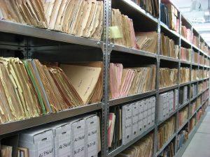 Ar atsakysite į 9 klausimus apie Lietuvos valstybės archyvus?   Lietuvos vyriausiojo archyvaro tarnybos nuotr.