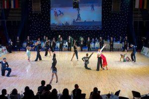 Sportiniai šokiai | dancesport.lt nuotr.