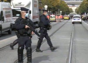 Teroro išpuolis Nicoje | Alkas.lt ekrano nuotr.