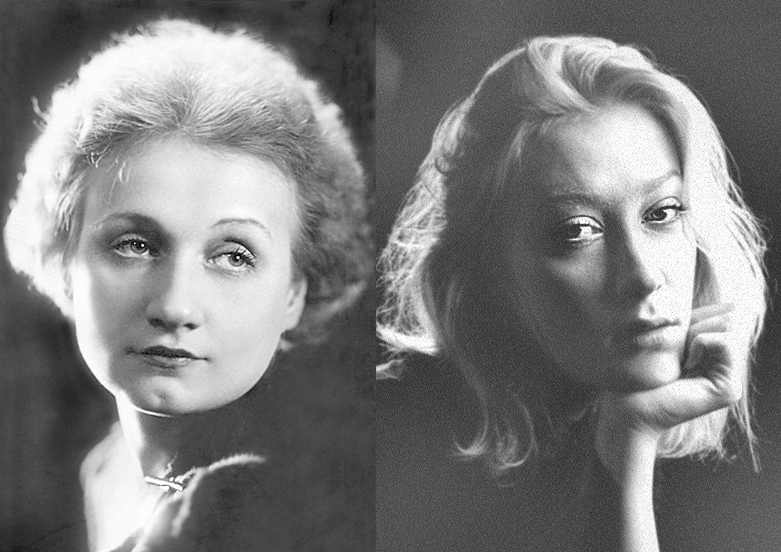 Ona Kurmytė ir Aistė Zabotkaitė | Nacionalinio Kauno dramos teatro archyvo nuotr.