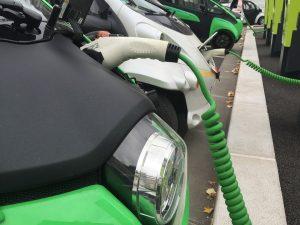 Elektromobiliai | Aplinkos apsaugos instituto nuotr.