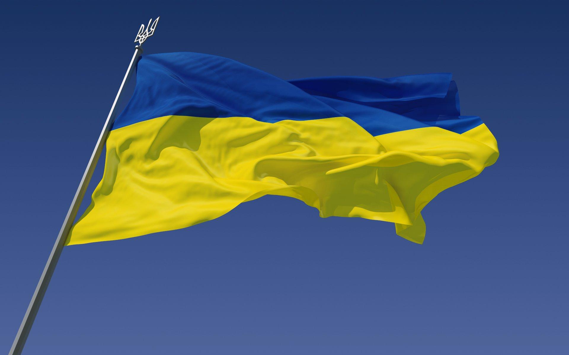 Ukrainos vėliava | VDU nuotr.