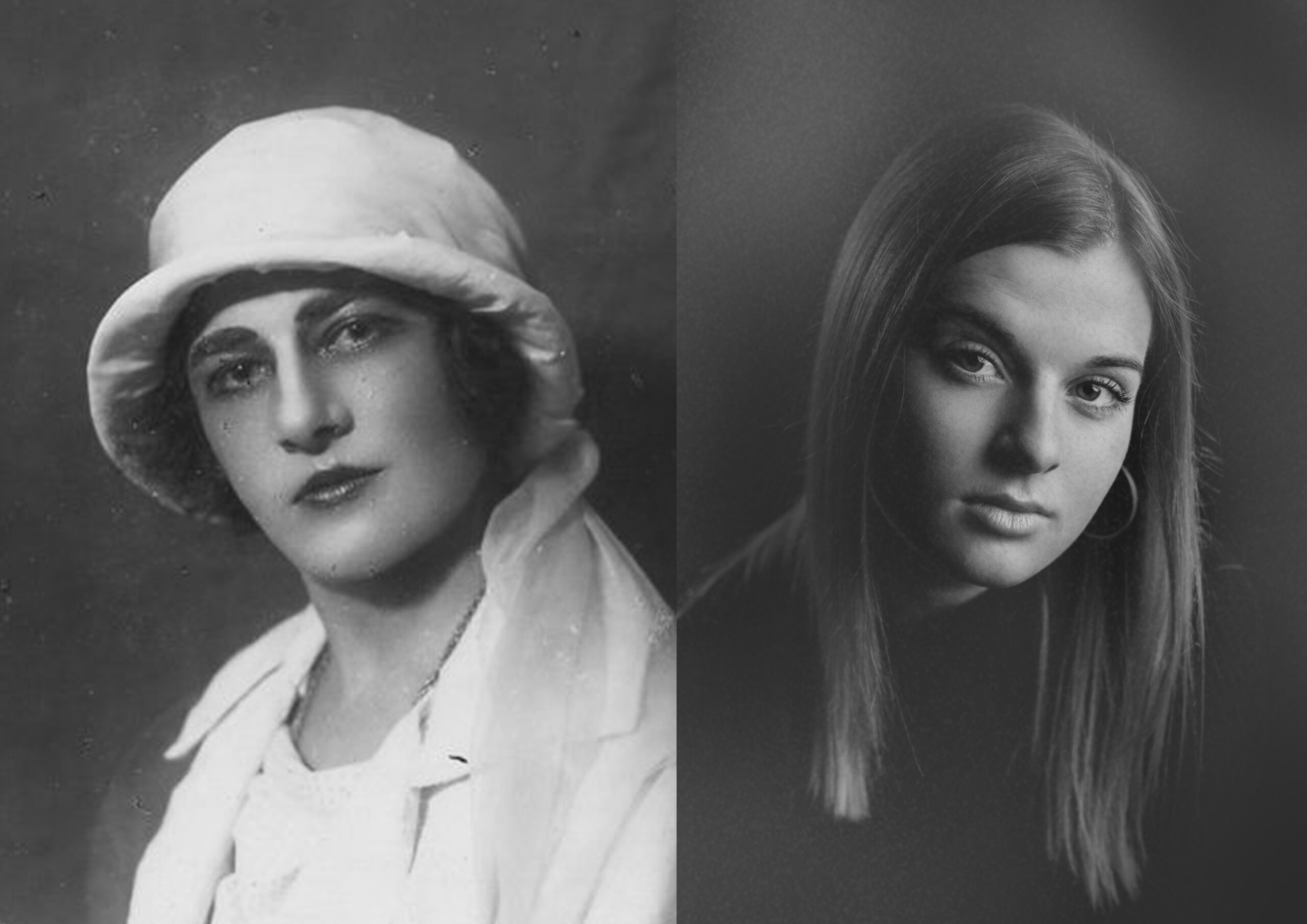 Morta Grikšaitė-Vaičkienė ir Greta Šepliakovaitė | Nacionalinio Kauno dramos teatro archyvo nuotr.