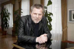 Kompozitorius Faustas Latėnas | vmt.lt nuotr.