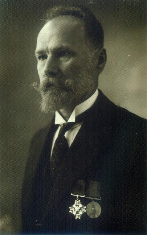 Matas Valeika (1878–1937) | Valeikų giminės archyvo nuotr.