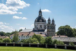 Pažaislio vienuolynas ketina tapti geriausia 2020 metų Europos kino filmavimo vieta | A. Silkinio nuotr.