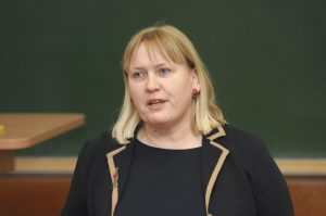 Prof. dr. Regina Rinkauskienė   VDU nuotr.