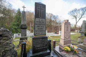 Rasų kapinės. J. Basanavičiaus kapas | vilnius.lt nuotr.