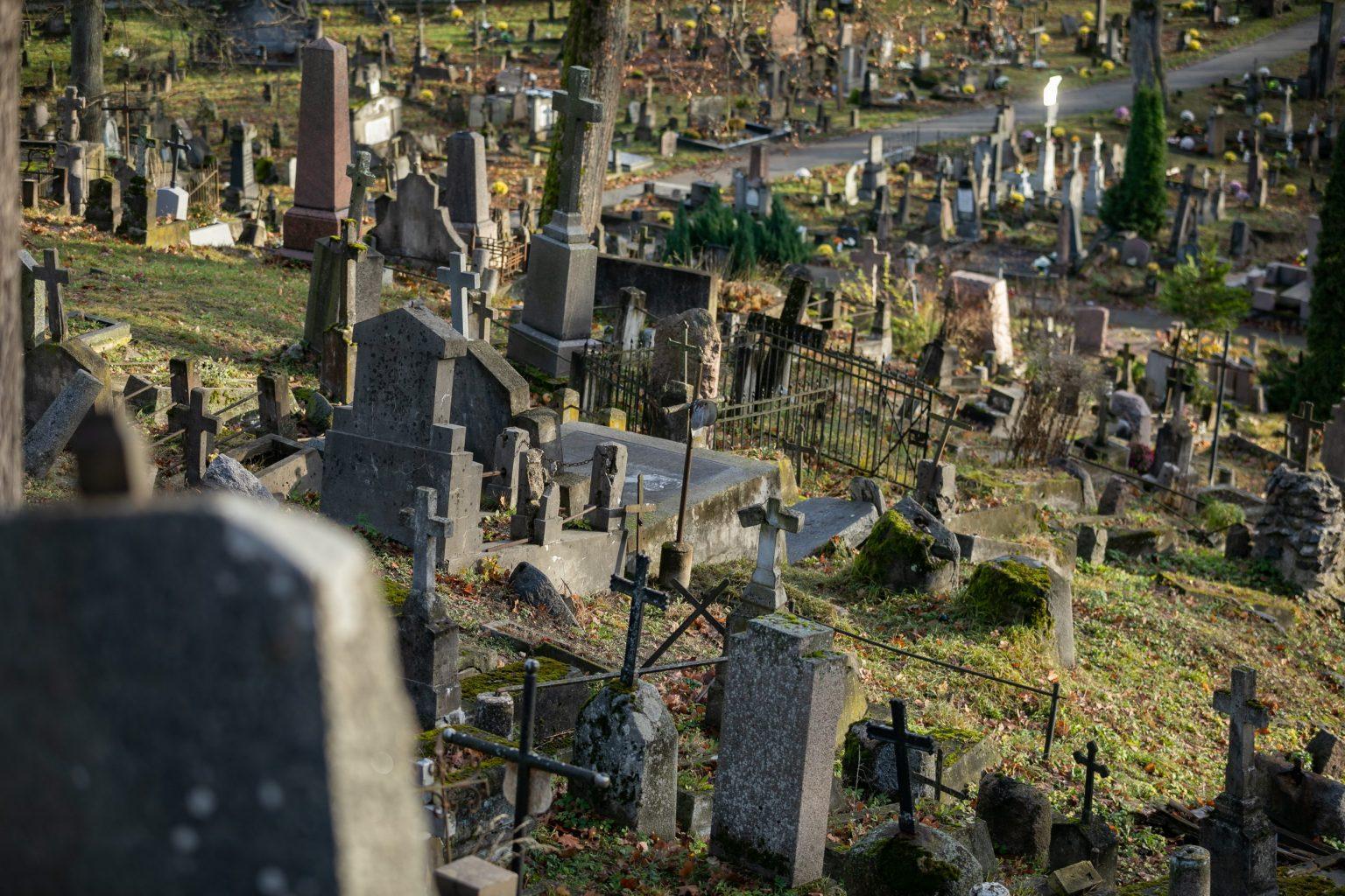 Rasų kapinės | vilnius.lt nuotr.