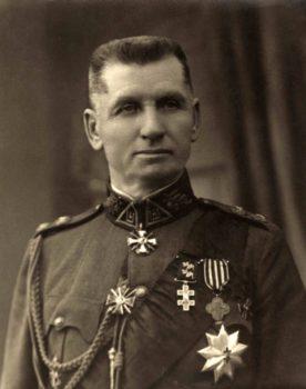 Generolas Silvestras Žukauskas | wikipedia.org nuotr.