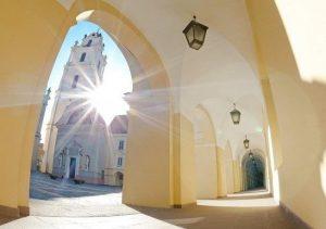 Istorinė sutartis Lietuvos švietimui: VU ir Lankasterio universitetas steigs jungtinį mokslo naujovių centrą | vu.lt nuotr.