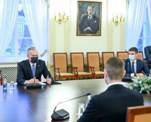 Prezidentas: Lietuvos mokesčių sistemai reikalingi pokyčiai