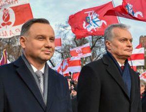 Andžejus Duda ir Gitanas Nausėda | lrp.lt nuotr.