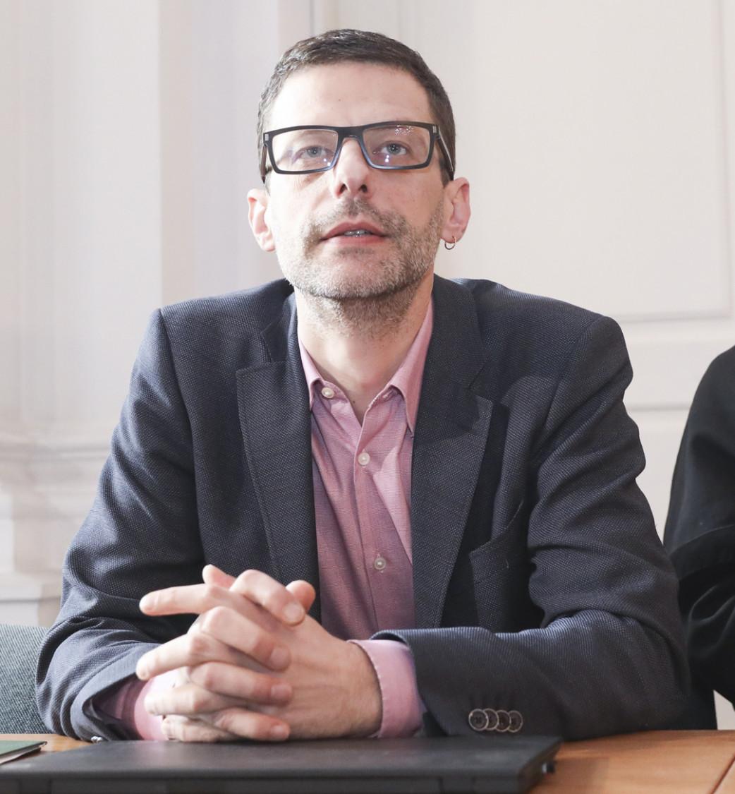 """""""MG Baltic"""" korupcijos byloje kaltinamas Šarūnas Gustainis   M. Morkevičiaus nuotr."""