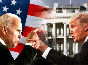 JAV Prezidento rinkimai 2020 | Alkas.lt koliažas.