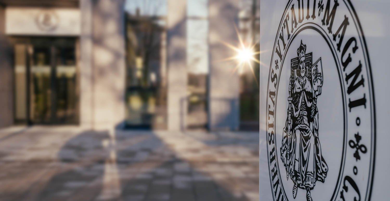 VDU pasirašė susitarimus su 3 Ukrainos universitetais | VDU nuotr.