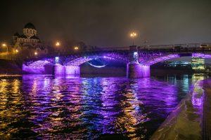 Žvėryno tiltas   S. Žiūros nuotr.