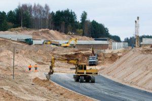 Nedarni savivaldybių infrastruktūros plėtra bus suvaldyta   lrv.lt nuotr.