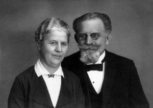 Marija ir Vilius Gaigalaičiai (1939) | mokslolietuva.lt nuotr.