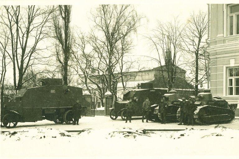 1926 m. gruodžio 17 d. valstybės perversmas | LCVA nuotr.