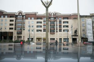 Seimo viešbutis | lrt.lt nuotr.